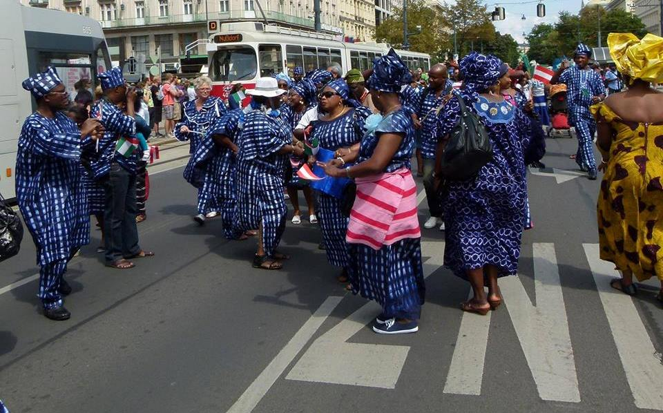 2013 NANCA Canival in Vienna