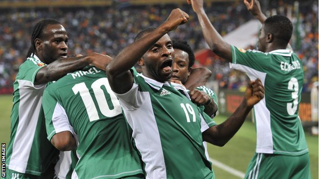 Nigeria is the winner of Africa Cup of Nations 2013